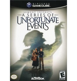 Nintendo Gamecube Lemony Snicket's A Series of Unfortunate Events