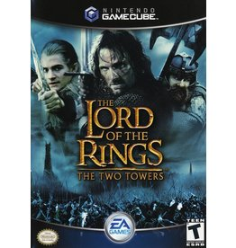 Nintendo Gamecube Lord of the Rings Two Towers
