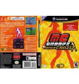 Nintendo Gamecube MC Groovz Dance Craze