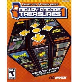 Nintendo Gamecube Midway Arcade Treasures