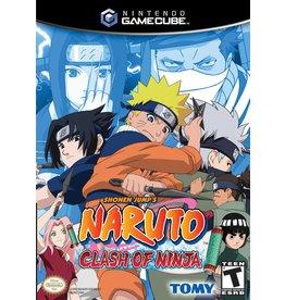 Nintendo Gamecube Naruto Clash of Ninja