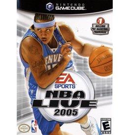 Nintendo Gamecube NBA Live 2005