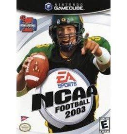 Nintendo Gamecube NCAA Football 2003