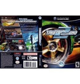 Nintendo Gamecube Need for Speed Underground 2