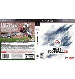 Playstation 3 NCAA Football 12
