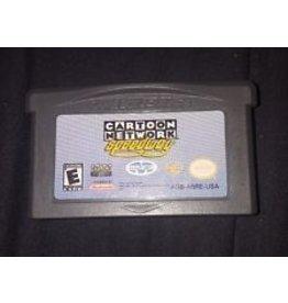 Gameboy Advance Cartoon Network Speedway