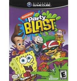 Nintendo Gamecube Nickelodeon Party Blast