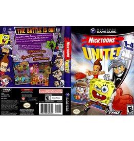 Nintendo Gamecube Nicktoons Unite