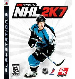 Playstation 3 NHL 2K7