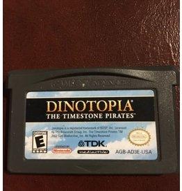 Nintendo Gameboy Advance Dinotopia The Timestone Pirates