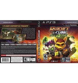 Playstation 3 Ratchet & Clank: All 4 One