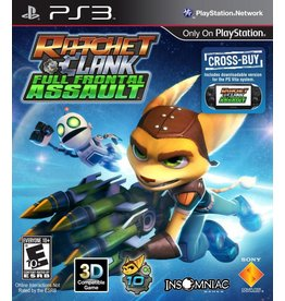 Sony Playstation 3 (PS3) Ratchet & Clank: Full Frontal Assault