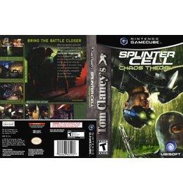 Nintendo Gamecube Splinter Cell Chaos Theory