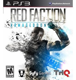 Sony Playstation 3 (PS3) Red Faction: Armageddon