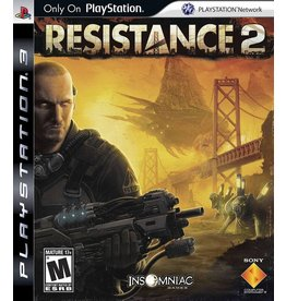 Playstation 3 Resistance 2