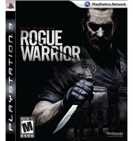 Playstation 3 Rogue Warrior
