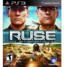 Sony Playstation 3 (PS3) Ruse