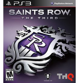 Playstation 3 Saints Row: The Third