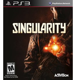 Playstation 3 Singularity