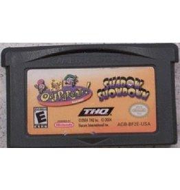 Gameboy Advance Fairly Odd Parents Shadow Showdown