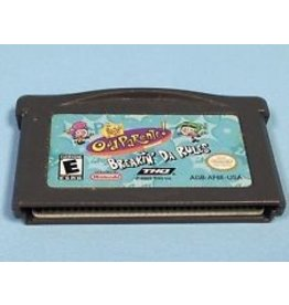 Gameboy Advance Fairly Odd Parents: Breakin' Da Rules