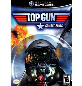 Nintendo Gamecube Top Gun Combat Zones