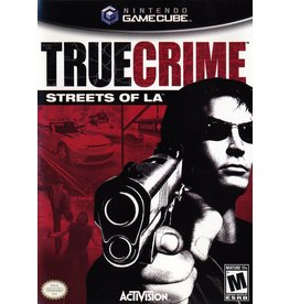 Nintendo Gamecube True Crimes Streets of LA
