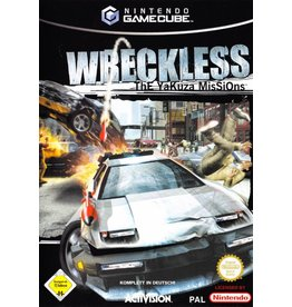 Nintendo Gamecube Wreckless Yakuza Missions