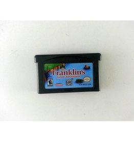 Nintendo Gameboy Advance Franklin The Turtle