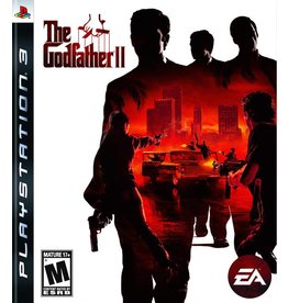 Playstation 3 The Godfather II
