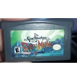 Gameboy Advance Grim Adventures of Billy & Mandy