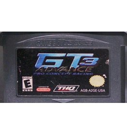 Gameboy Advance GT Advance 3 Pro Concept Racing