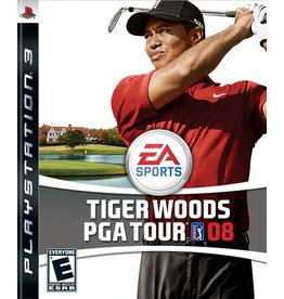 Sony Playstation 3 (PS3) Tiger Woods PGA Tour 08