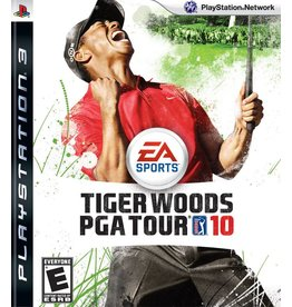 Playstation 3 Tiger Woods PGA Tour 10
