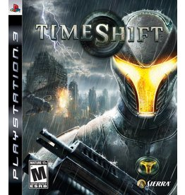 Playstation 3 Timeshift