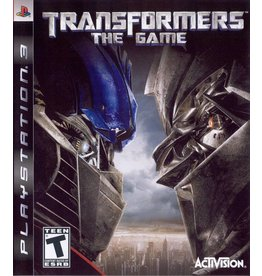 Sony Playstation 3 (PS3) Transformers the Game