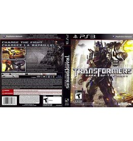 Sony Playstation 3 (PS3) Transformers: Dark of the Moon