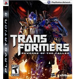 Sony Playstation 3 (PS3) Transformers: Revenge of the Fallen