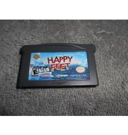 Gameboy Advance Happy Feet