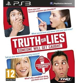 Playstation 3 Truth or Lies