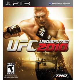 Playstation 3 UFC Undisputed 2010