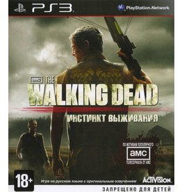 Playstation 3 Walking Dead: Survival Instinct