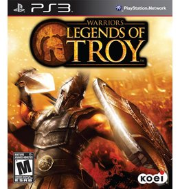 Playstation 3 Warriors: Legends of Troy