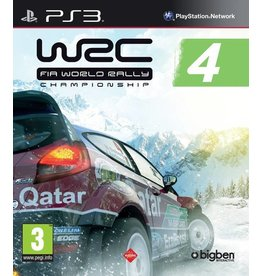 Playstation 3 WRC 4: FIA World Rally Championship