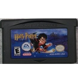 Gameboy Advance Harry Potter Sorcerers Stone