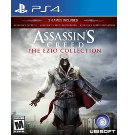 Playstation 4 Assassin's Creed Ezio Collection