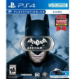 Playstation 4 Batman: Arkham VR