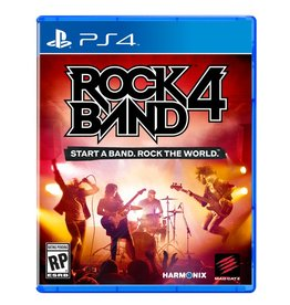 Playstation 4 Rock Band 4