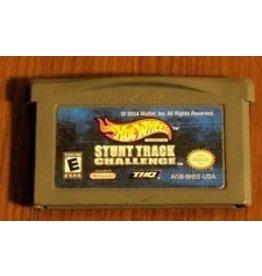 Gameboy Advance Hot Wheels Stunt Track Challenge