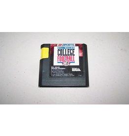 Sega Genesis College Football USA 96